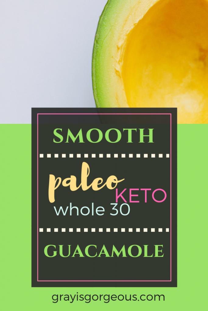 smooth, speedy guacamole