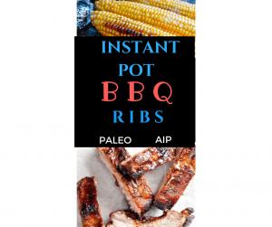 Instant Pot BBQ ribs
