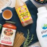 essentials for living well: healthy pantry