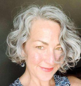 Gray hair blog